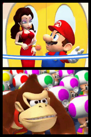 Mario vs. Donkey Kong 2: March of the Minis Review - Screenshot 3 of 3