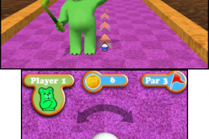 Gummy Bears Mini Golf Screenshot