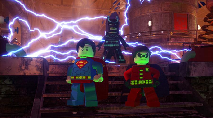 LEGO Batman 2: DC Super Heroes Review - Screenshot 5 of 5