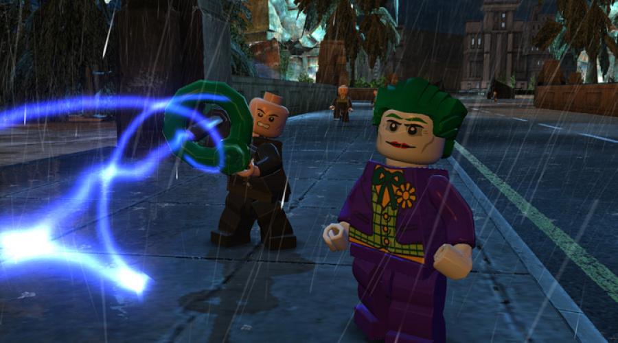 LEGO Batman 2: DC Super Heroes Review - Screenshot 4 of 5