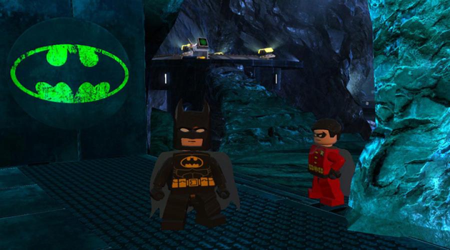 LEGO Batman 2: DC Super Heroes Review - Screenshot 1 of 5