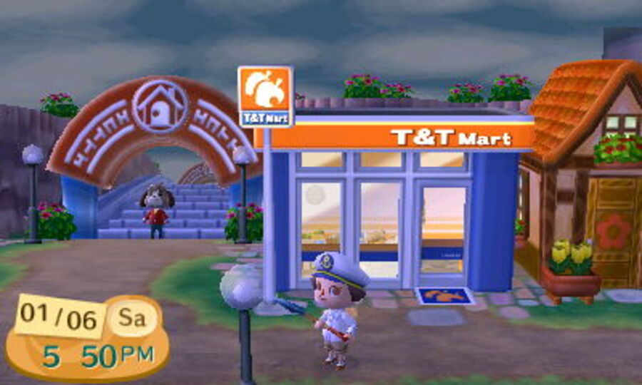 Animal Crossing: New Leaf Screenshot