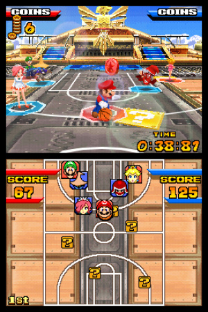 Mario Hoops 3 on 3 Review - Screenshot 3 of 3