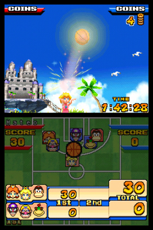 Mario Hoops 3 on 3 Review - Screenshot 2 of 3