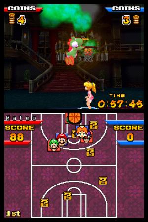 Mario Hoops 3 on 3 Review - Screenshot 3 of 4