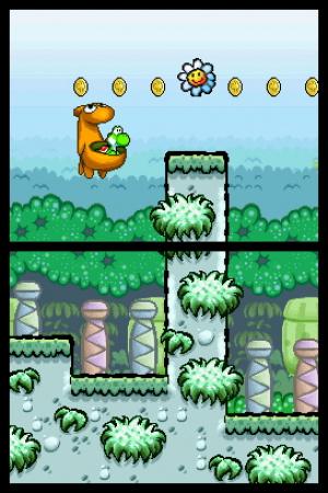 Yoshi's Island DS Review - Screenshot 2 of 3
