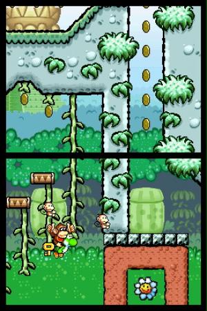 Yoshi's Island DS Review - Screenshot 3 of 4