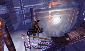 Urban Trial Freestyle Review - Screenshot 1 of 5