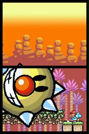 Yoshi's Island DS Review - Screenshot 3 of 3