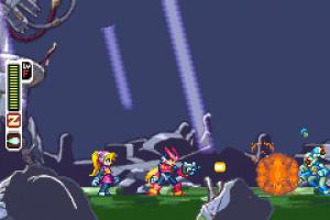 Mega Man Zero Review - Screenshot 8 of 8