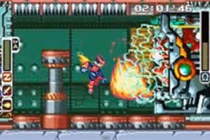 Mega Man Zero Screenshot