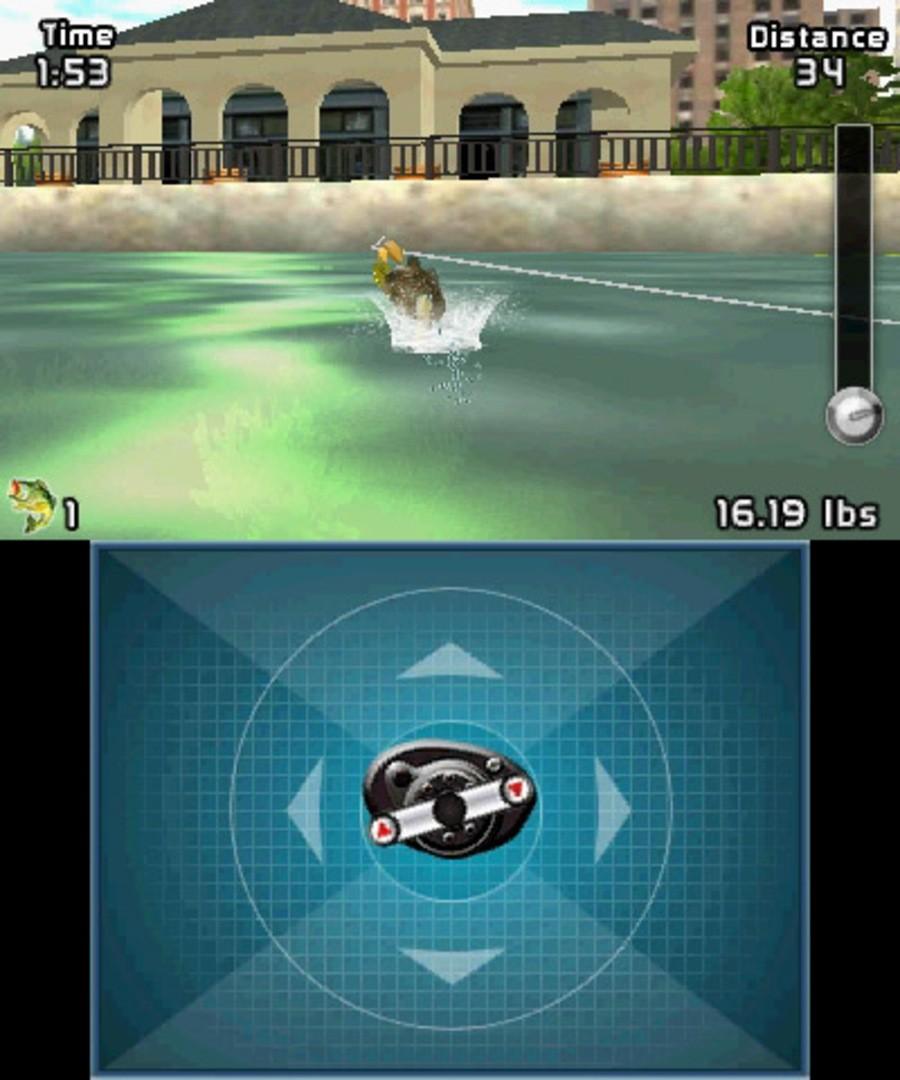 Big Bass Arcade: No Limit Screenshot