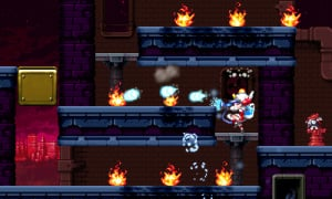 Mighty Switch Force! 2 Review - Screenshot 4 of 5