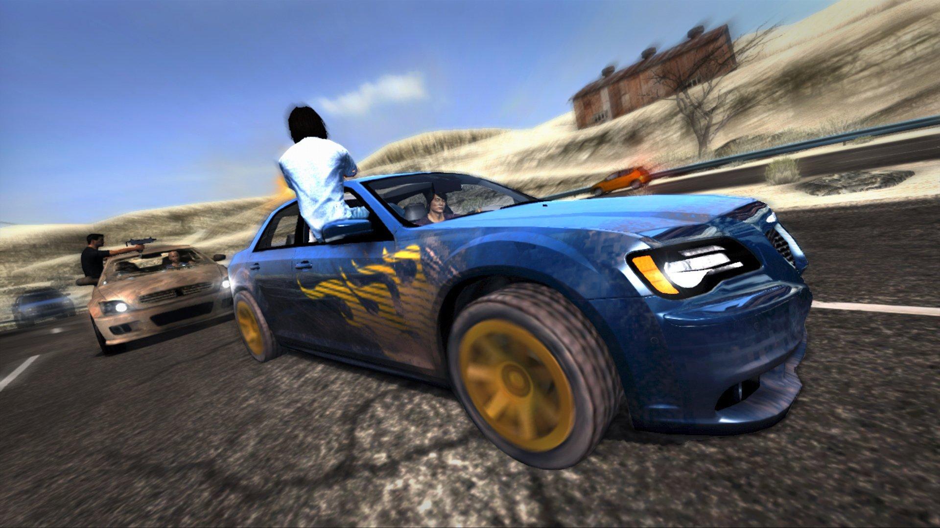 Fast and Furious: Showdown   Nintendo Wii U   GameStop
