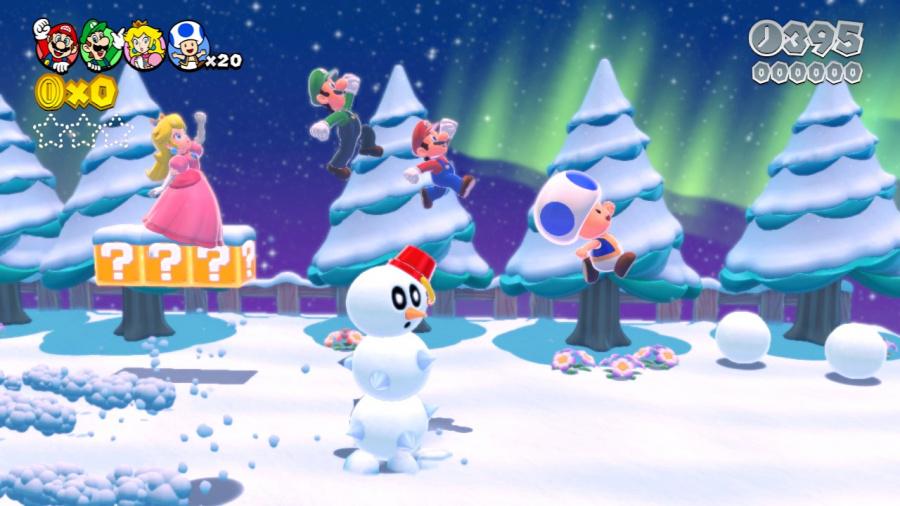 Super Mario 3D World Review - Screenshot 4 of 10