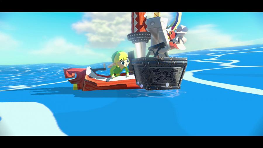 The Legend of Zelda: The Wind Waker HD Review - Screenshot 5 of 8