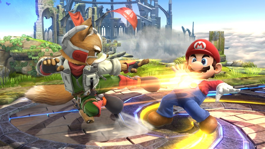 Super Smash Bros. for Wii U Screenshot