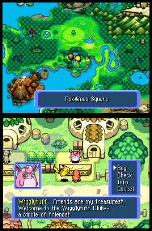 Pokémon Mystery Dungeon: Blue Rescue Team Review - Screenshot 4 of 4