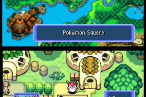 Pokémon Mystery Dungeon: Blue Rescue Team Screenshot