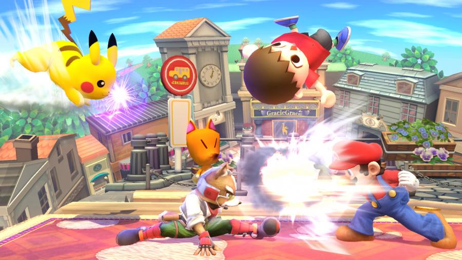 Super Smash Bros. for Wii U Review - Screenshot 9 of 15