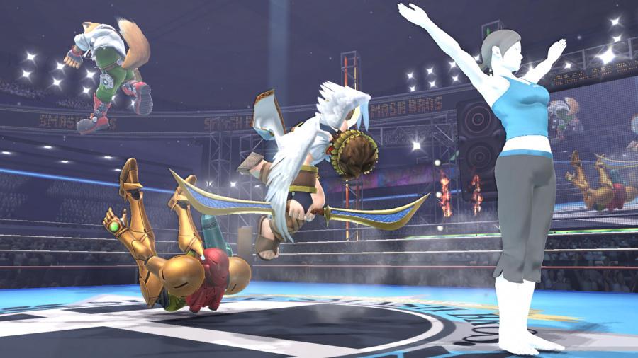 Super Smash Bros. for Wii U Review - Screenshot 10 of 15