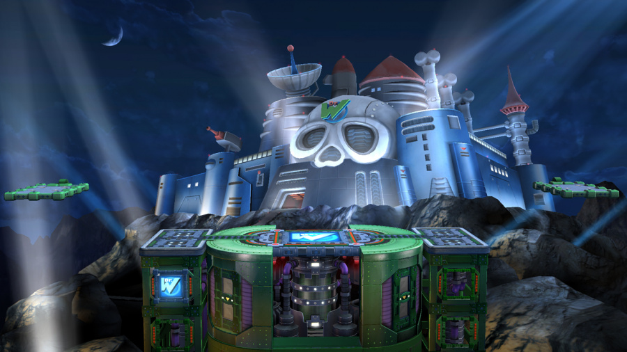 Super Smash Bros. for Wii U Review - Screenshot 2 of 15