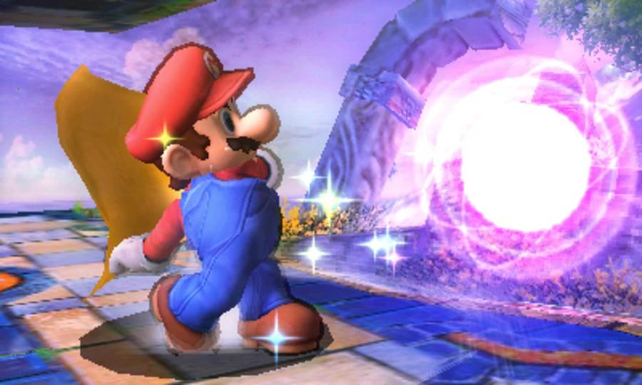 Super Smash Bros. for Nintendo 3DS Screenshot