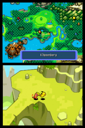 Pokémon Mystery Dungeon: Blue Rescue Team Review - Screenshot 2 of 4