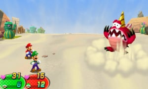 Mario & Luigi: Dream Team Review - Screenshot 3 of 6