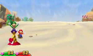 Mario & Luigi: Dream Team Review - Screenshot 3 of 7