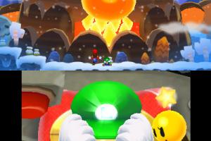 Mario & Luigi: Dream Team Screenshot