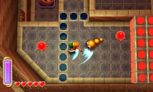 The Legend of Zelda: A Link Between Worlds Review - Screenshot 3 of 9