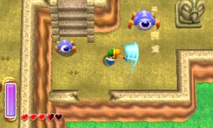 The Legend of Zelda: A Link Between Worlds Review - Screenshot 5 of 9