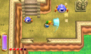 The Legend of Zelda: A Link Between Worlds Review - Screenshot 8 of 8