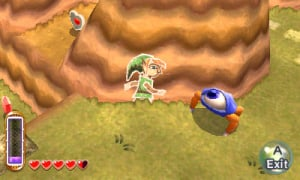 The Legend of Zelda: A Link Between Worlds Review - Screenshot 5 of 8