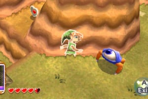 The Legend of Zelda: A Link Between Worlds Screenshot