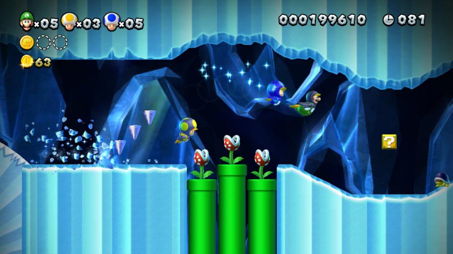 New Super Luigi U Review - Screenshot 2 of 4