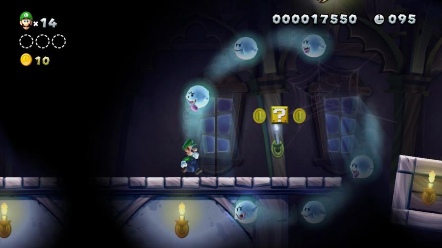 New Super Luigi U Review - Screenshot 3 of 4