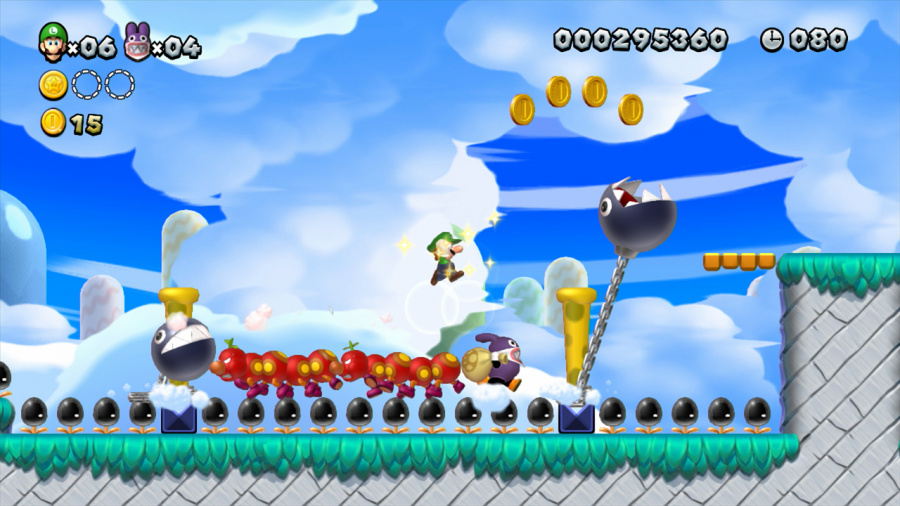 New Super Luigi U Review - Screenshot 1 of 4