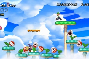 New Super Luigi U Screenshot