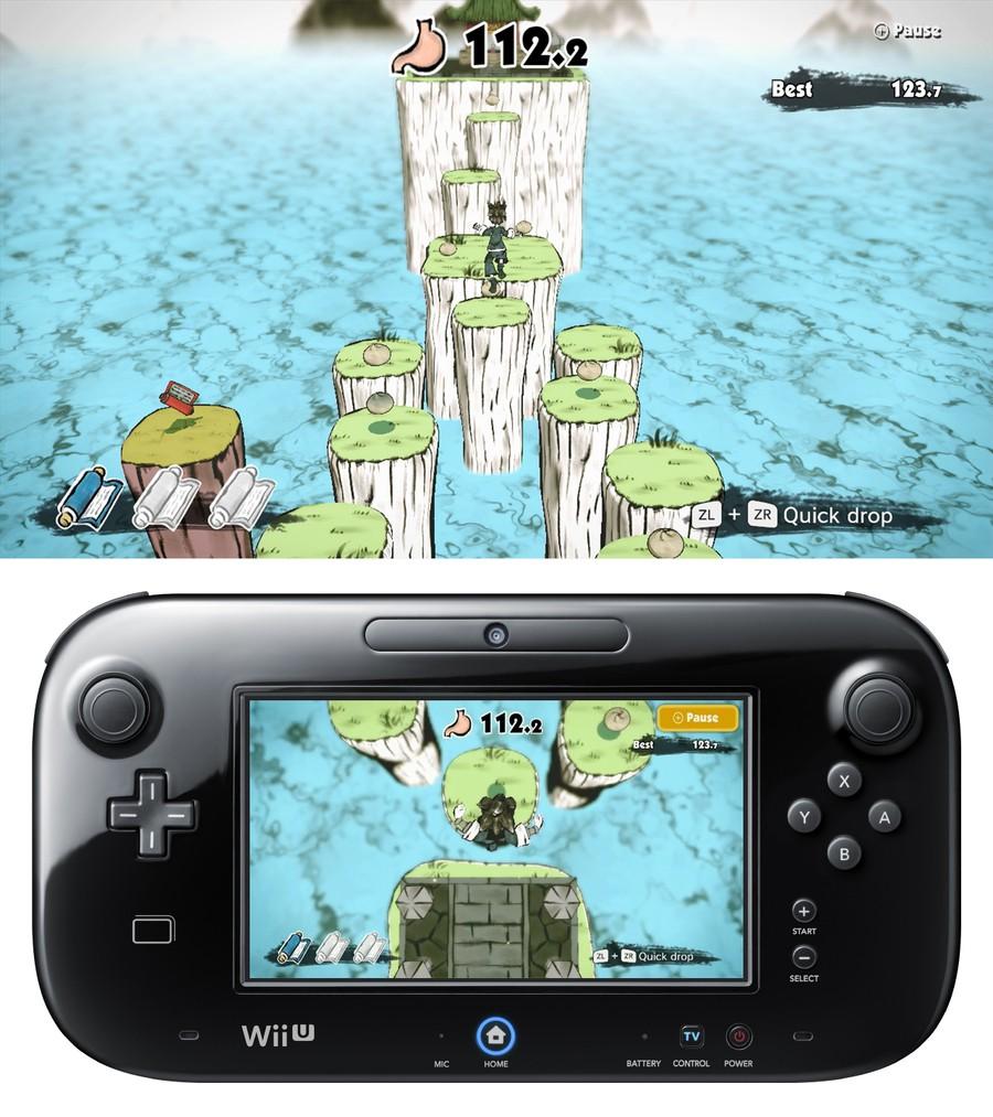 Game & Wario Screenshot