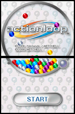 Actionloop Screenshot