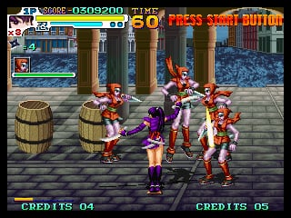 Sengoku 3 (Neo Geo) Game Profile | News, Reviews, Videos