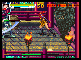 Review: Sengoku 3 (Switch eShop / Neo Geo) – GameUP24