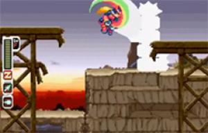 Mega Man Zero 2 Review - Screenshot 1 of 6