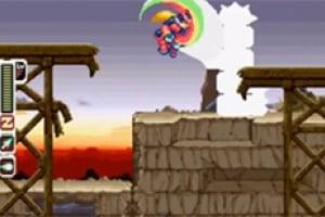 Mega Man Zero 2 Screenshot