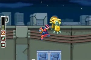 Mega Man Zero 2 Screenshot
