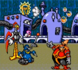 Dr. Robotnik's Mean Bean Machine Review - Screenshot 1 of 4