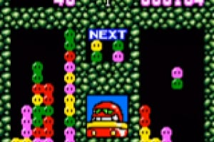 Dr Robotnik's Mean Bean Machine Screenshot