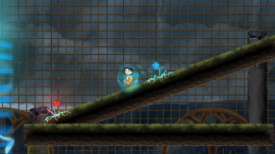 Teslagrad Review - Screenshot 3 of 5